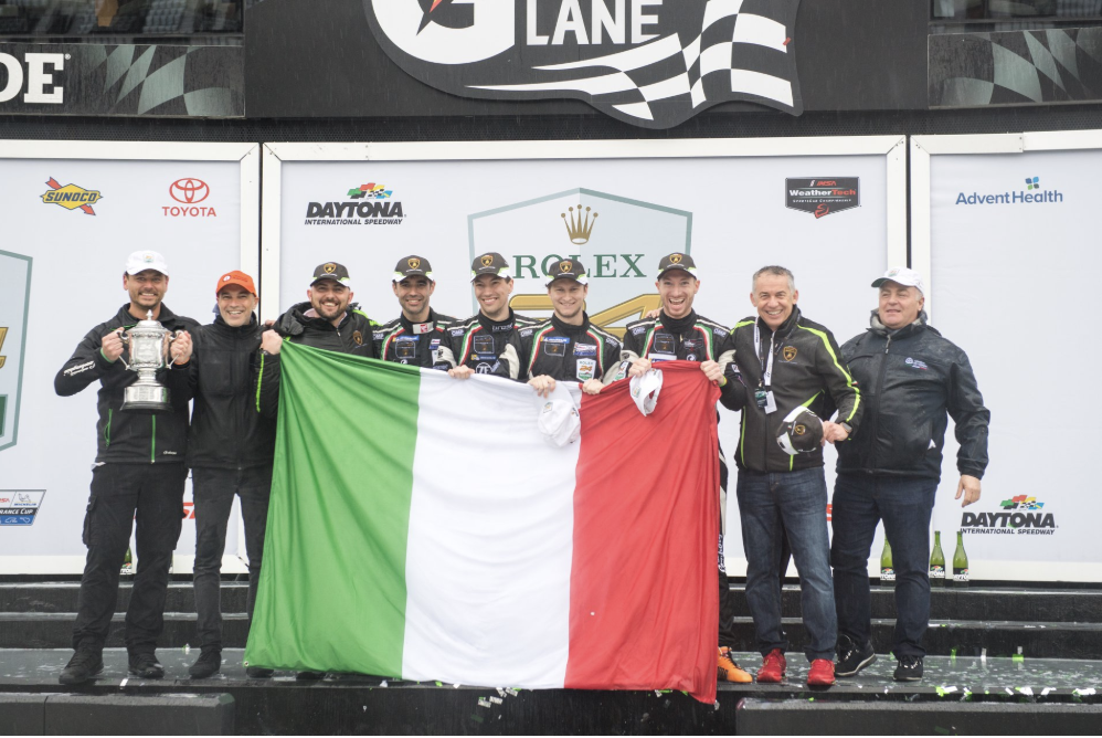 ORANGE1 TEAM GRT conquista per la seconda volta la prestigiosa 24 ore di Daytona