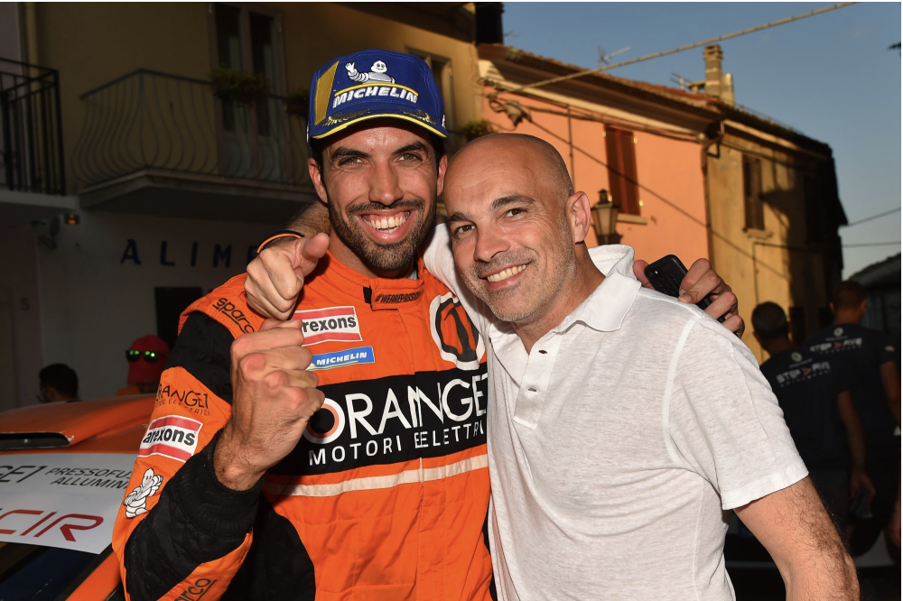 M-sport con ORANGE1 Racing e Simone Campedelli per un 2019 da protagonisti – Orange1